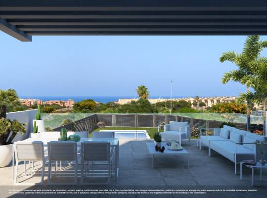 New Build - Apartment - Guardamar del Segura - Guardamar Playa