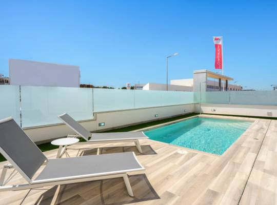Villa - New Build - Torrevieja - Los Balcones - Los Altos del Edén