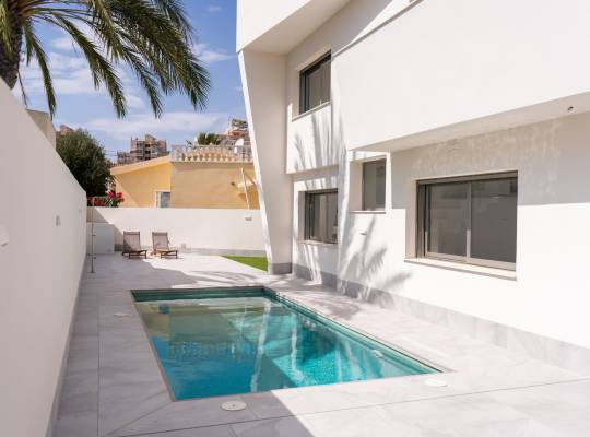 Villa - New Build - Torrevieja - Centro