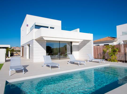 Villa - New Build - Montesinos - Montesinos