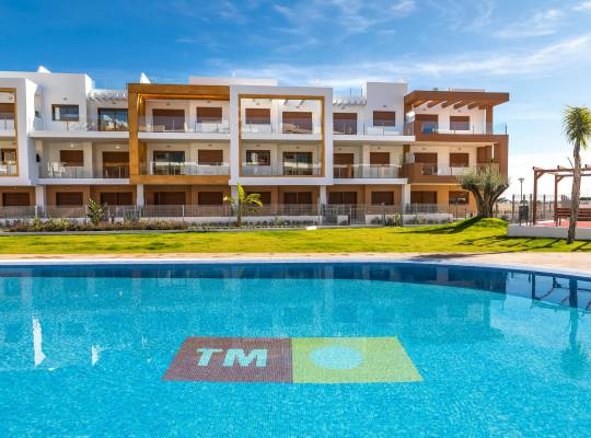 Lägenhet - New Build - Orihuela Costa - Villamartín