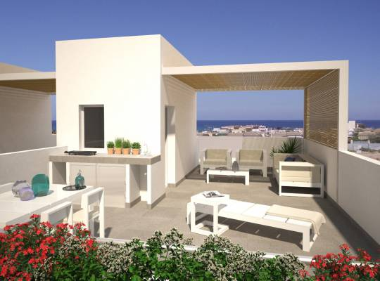 Duplex - New Build - Torrevieja - Playa de los Locos