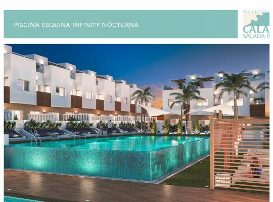 Bungalow - New Build - Torrevieja - Urb. Rosaleda