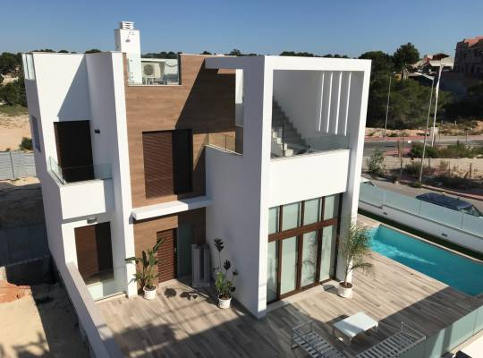 Villa - New Build - Orihuela Costa - Los Altos