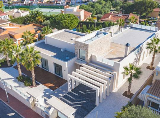 Villa / Semi detached - New Build - Torrevieja - Los Balcones - Los Altos del Edén